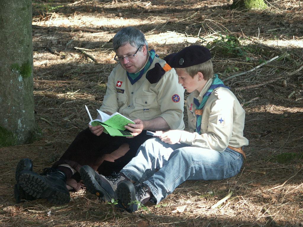 Pfadfinder-informelles-Lernen