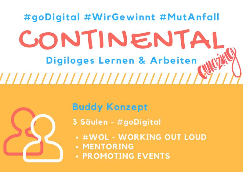 Digiloges Lernen und Arbeiten – Continental AG – #CL2025